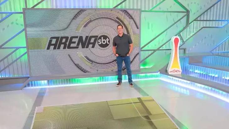 """Benja faz balanço sobre o Arena SBT: \""""Nos tornamos referência\"""""""