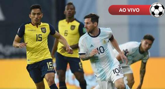 Argentina x Equador
