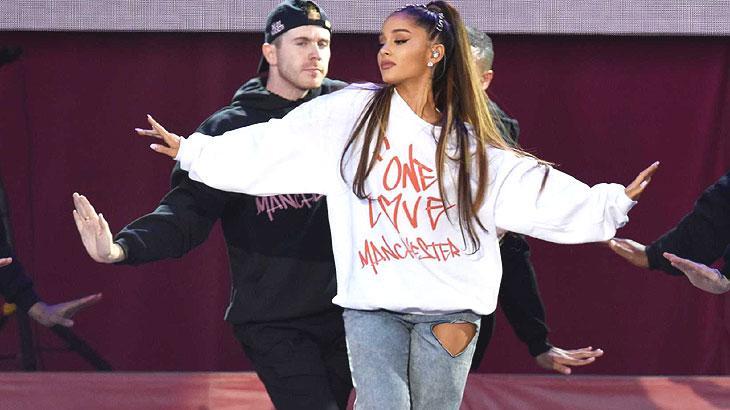 Ariana Grande e MC Miller