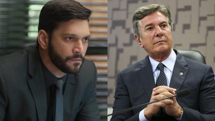 Armando Babaioff e Fernando Collor
