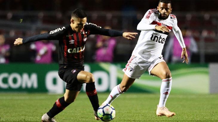 Athletico-PR x São Paulo