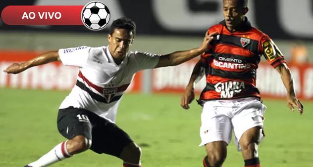 Atlético-GO x São Paulo