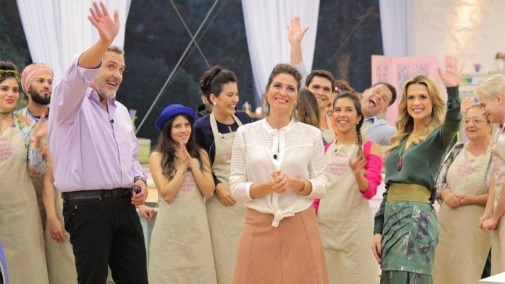 """Com novas temporadas de \""""BBQ Brasil\"""" e \""""Bake Off\"""", SBT fecha sábado na frente da RecordTV com vantagem"""