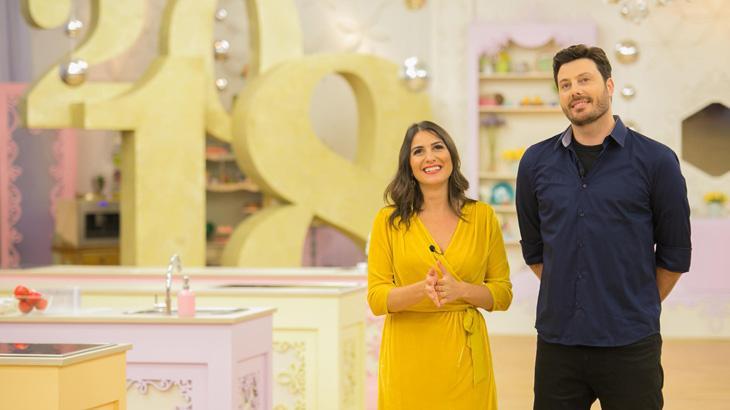 """SBT exibe especial do \""""Bake Off\"""" com artistas da emissora"""