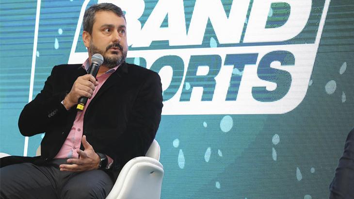 Band está com radar ligado para novas competições de esporte, diz diretor