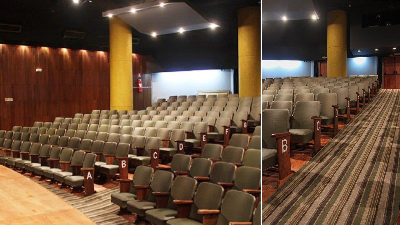 Band salva teatro e ativa novo espaço para shows na TV