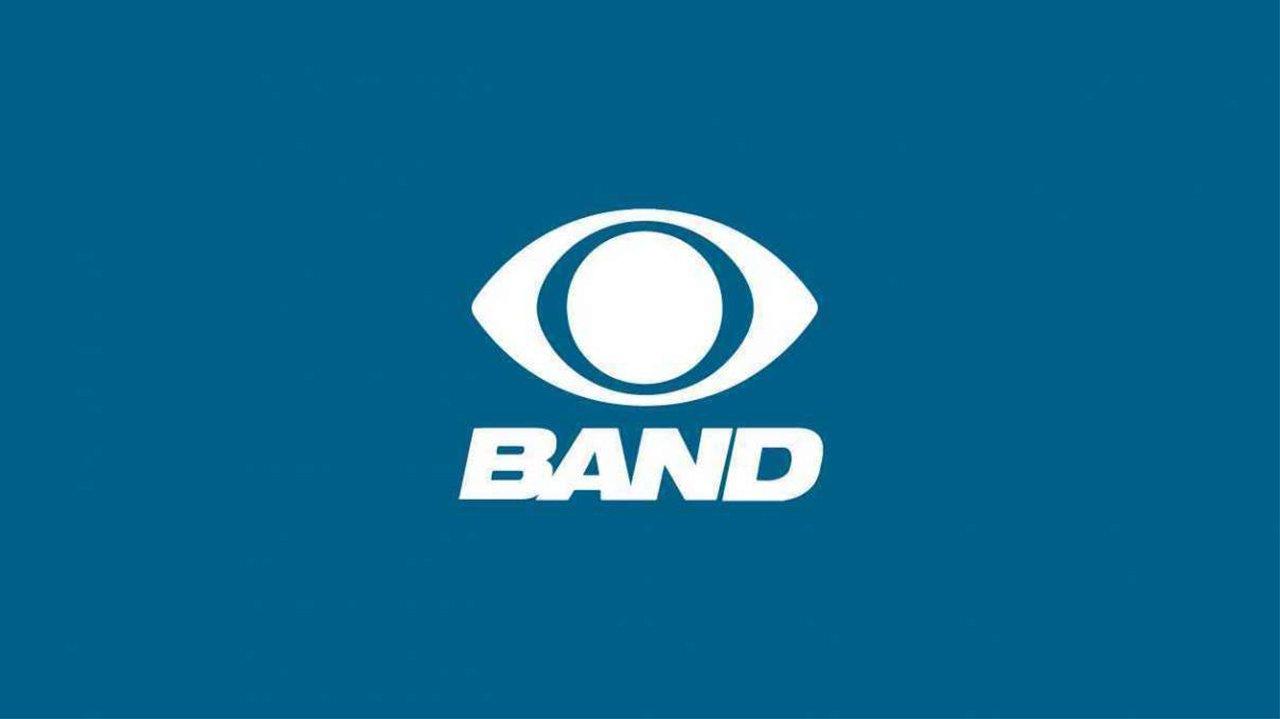 Logotipo da TV Band