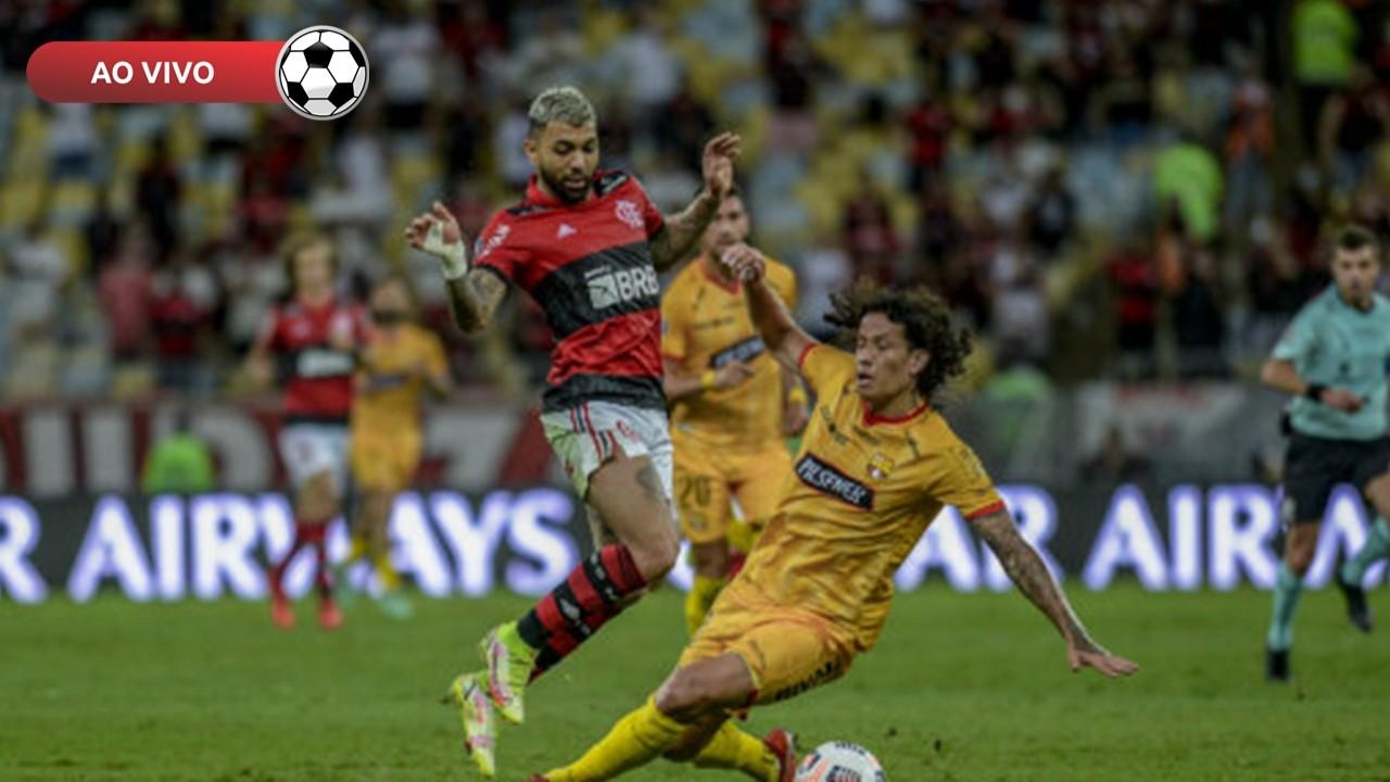 Barcelona-EQU x Flamengo