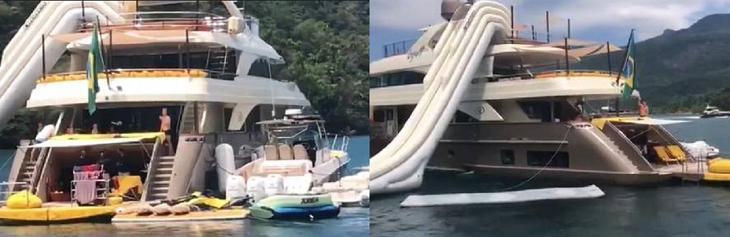 De iate de R$ 30 milhões a ilha privada: As ostentações dos famosos