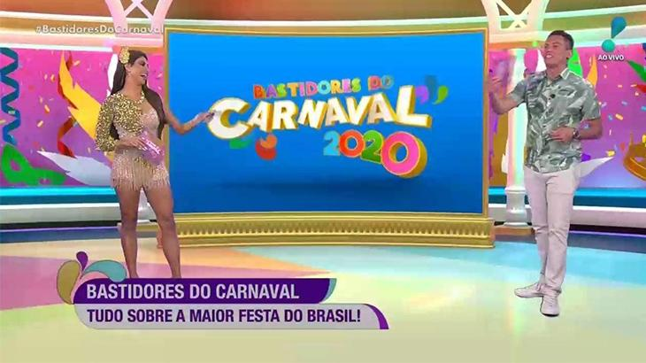 Piores da TV: Bastidores do Carnaval ganha o Estandarte Gelatina 2020