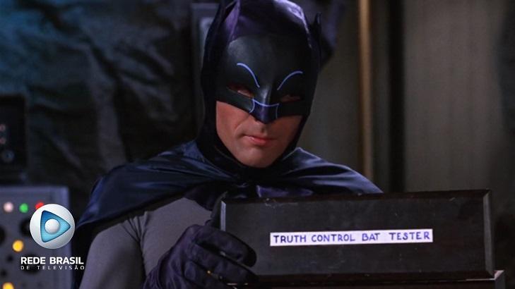 Cena da série Batman