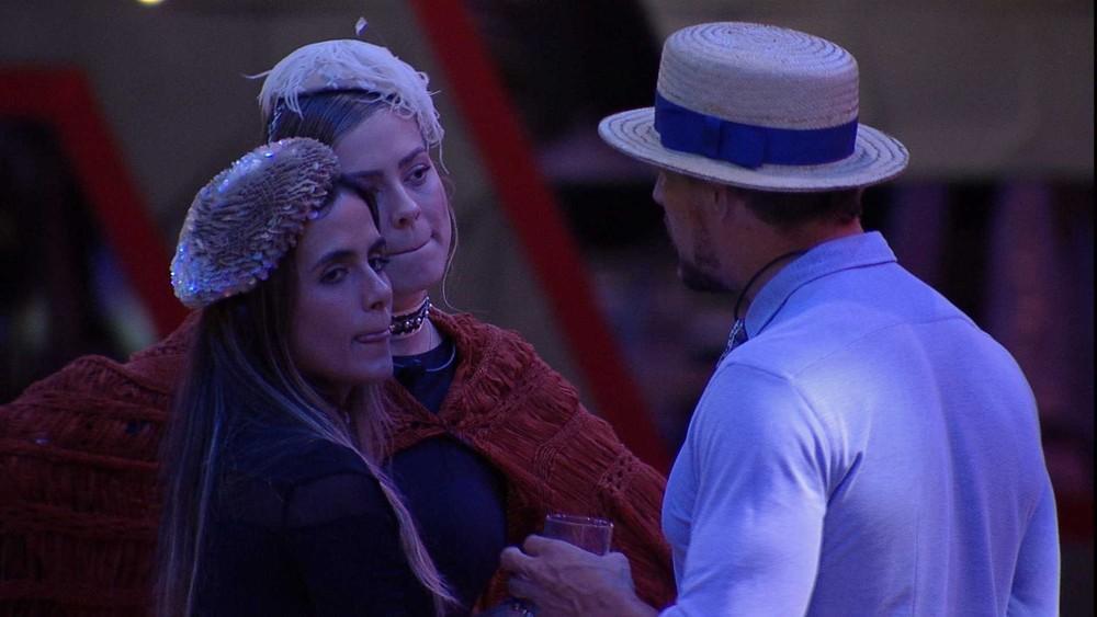 """Como foi a festa do \""""BBB19\""""? Hariany é protagonista da noite e termina discutindo com Diego"""