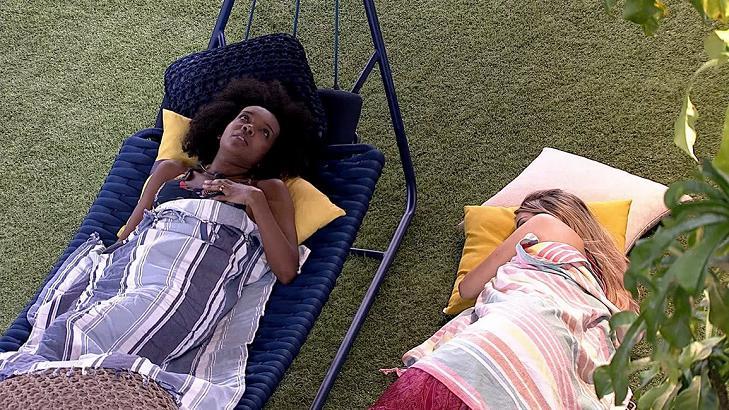 Marcela e Thelma do BBB20