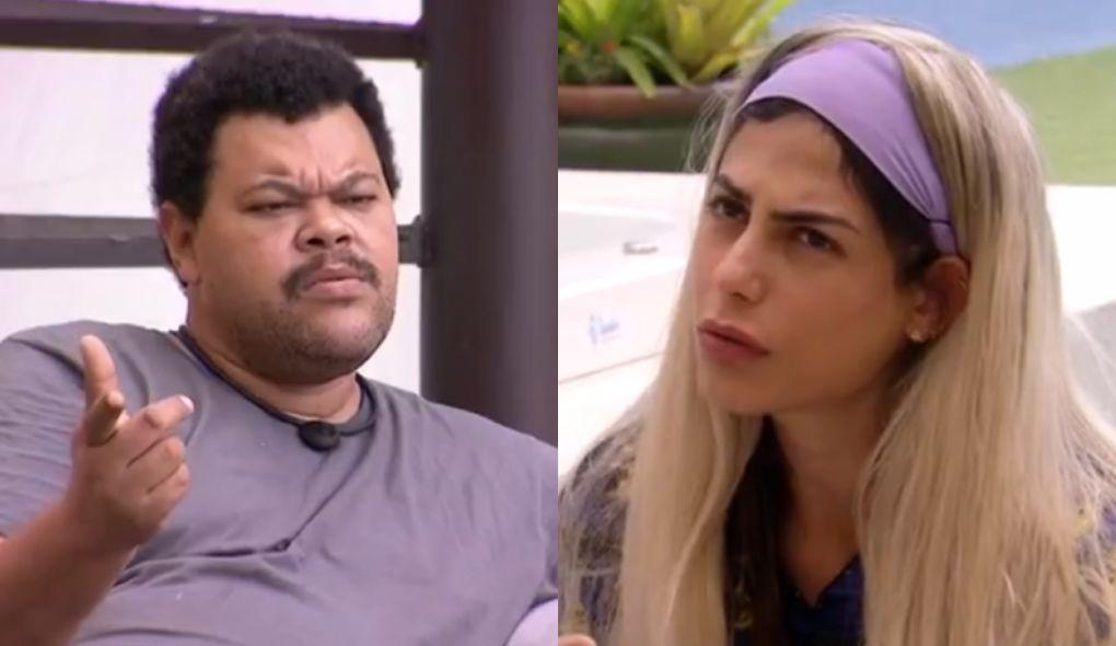 Babu Santana e Mari Gonzalez no BBB20