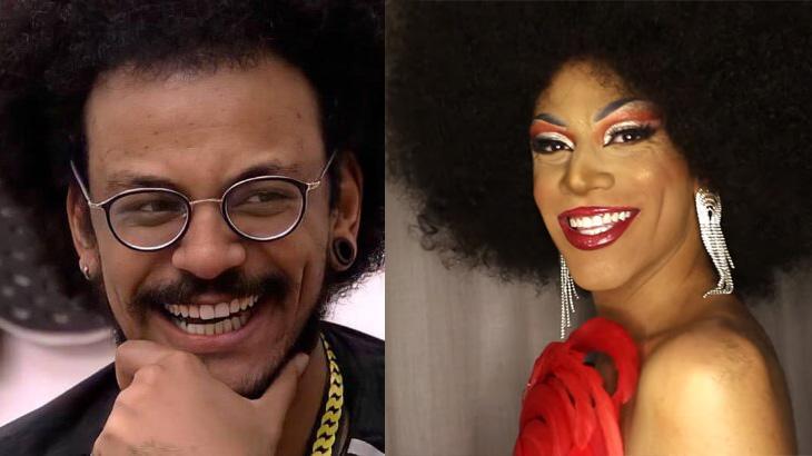 Ex-BBB João Luiz vira drag queen e resultado impressiona; veja foto