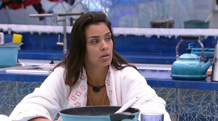 """BBB20: Na mira de Ivy para o paredão, Guilherme critica Gabi: \""""Muito imatura\"""""""
