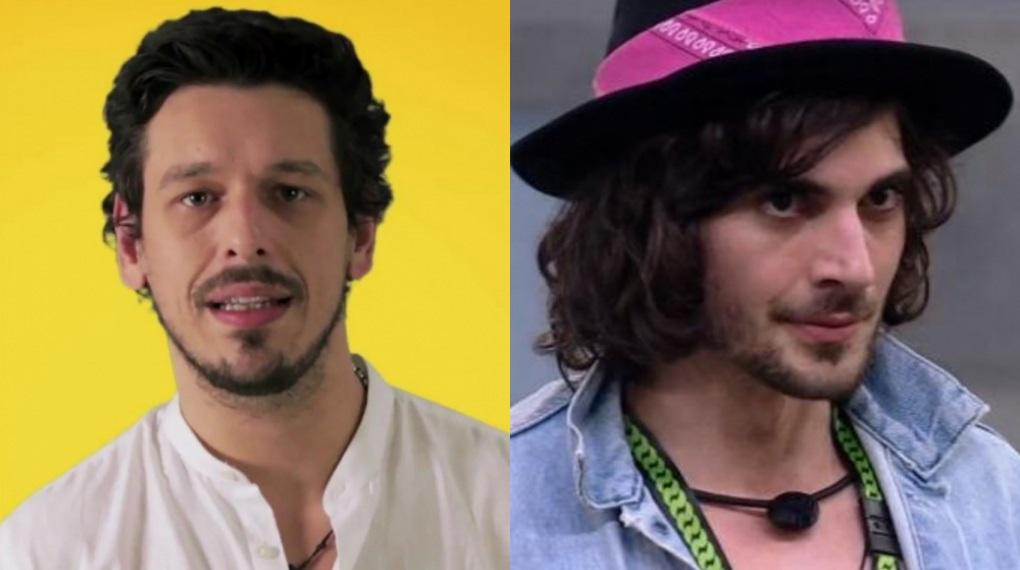 Cancelado no BBB21, Fiuk ganhou indireta do ex-cunhado João Vicente de Castro