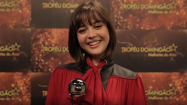 Bella Piero interpretou a Laura em O Outro Lado do Paraíso