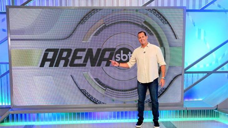 Benjamin Back no Arena SBT