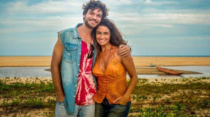 Beto Falcão e Luzia