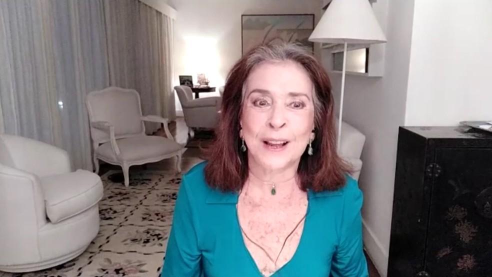 Betty Faria no Conversa com Bial