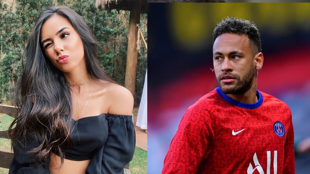 Bruna Biancardi e Neymar