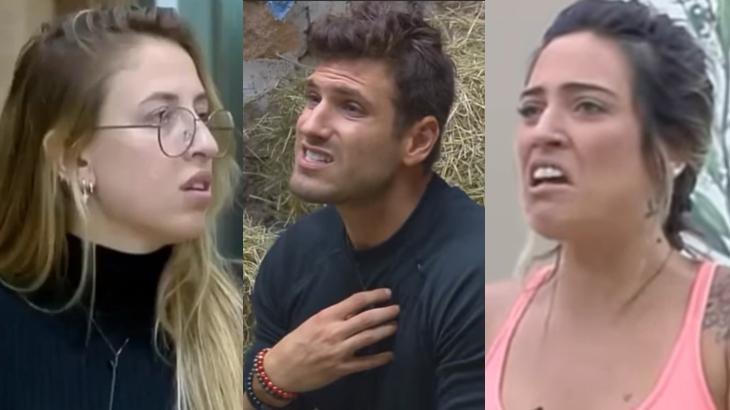Tati Dias e Guilherme voltaram a falar sobre Bifão no reality show A Fazenda 2019