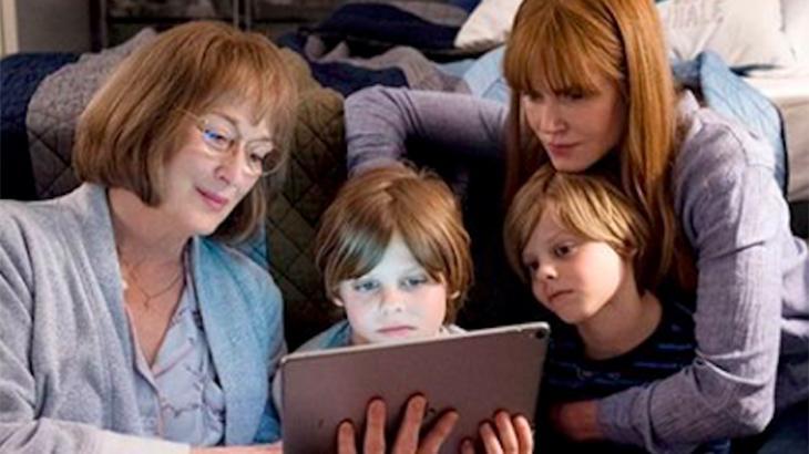 """Clima fica tenso entre Nicole Kidman e Meryl Streep nos bastidores de \""""Big Little Lies\"""""""