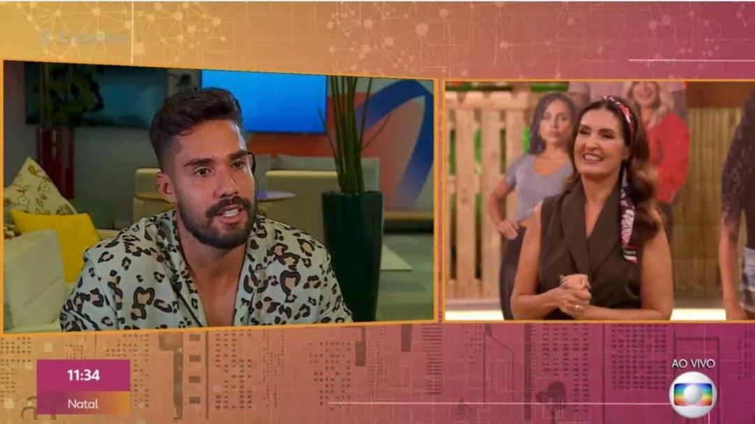 Arcrebiano participa do Encontro com Fátima Bernardes