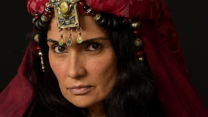"""Em dose quádrupla na TV, Patrícia França fala de Gênesis: \""""Não é fácil fazer novela bíblica\"""""""