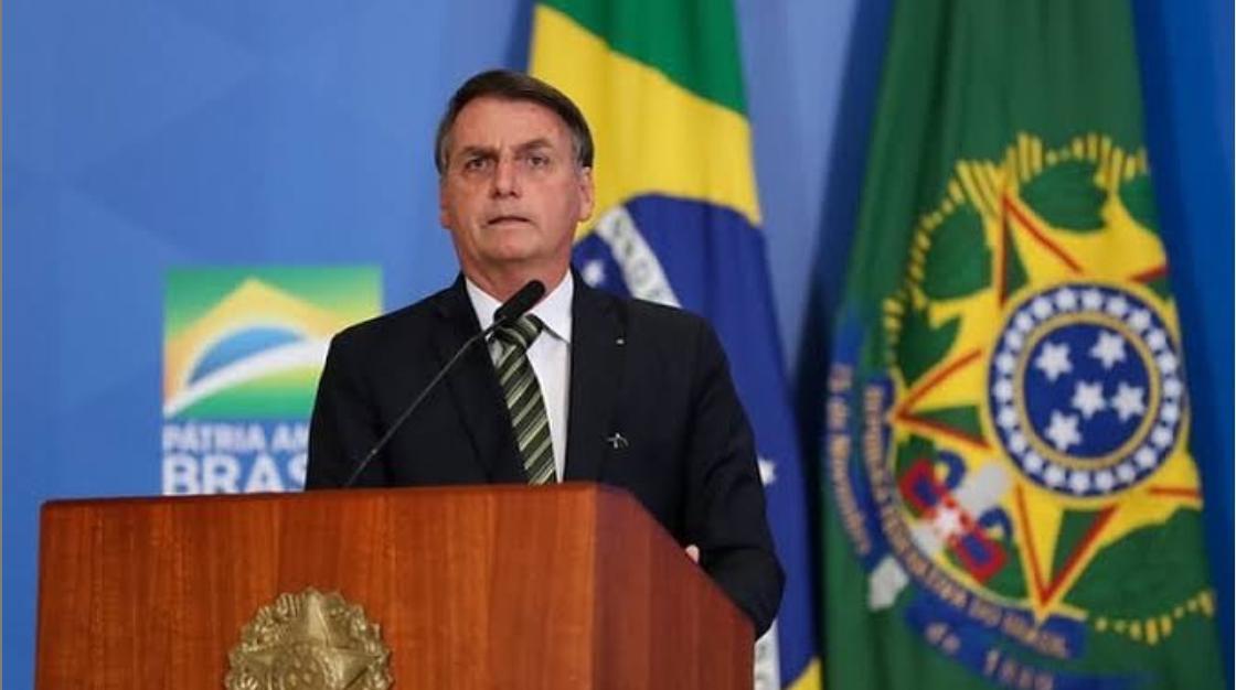 Jair Bolsonaro elogiou Luís Ernesto Lacombe, Leandro Narloch, Caio Coppolla e Rodrigo Constantino