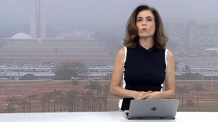 Giuliana Perrone no Bom Dia Brasil