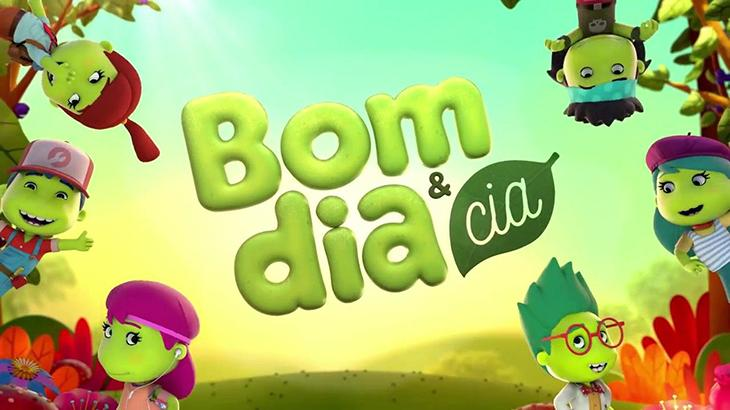 Logo do Bom Dia & Cia