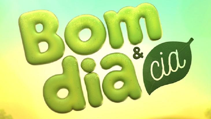 Logo tipo do Bom Dia & Cia