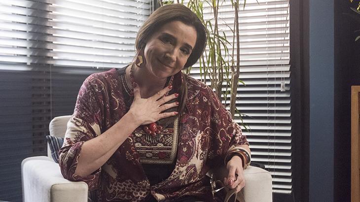 Marisa Orth em Bom Sucesso