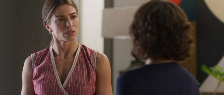 """""""Bom Sucesso"""": Paloma faz as pazes com Nana, atende pedido de Sofia e salva Alberto"""
