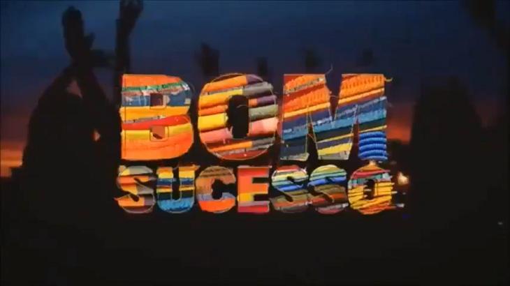 "Logotipo de ""Bom Sucesso"""