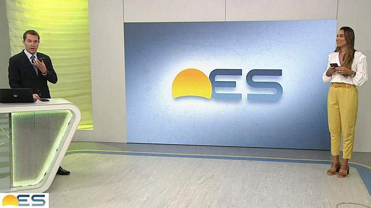 Telespectadora leva bronca do apresentador Mario Bonella durante o Bom dia ES