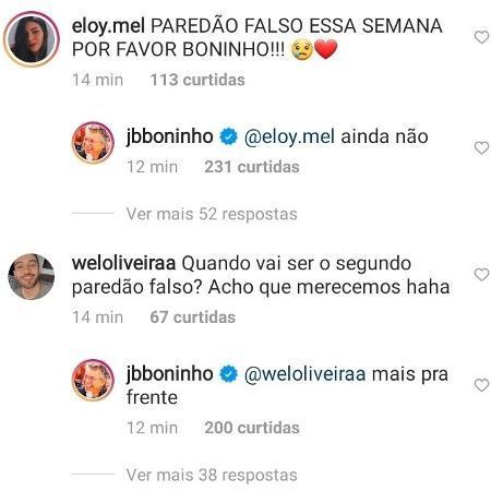 BBB21: Boninho revela já ter ido a festas do programa vestido de dummy