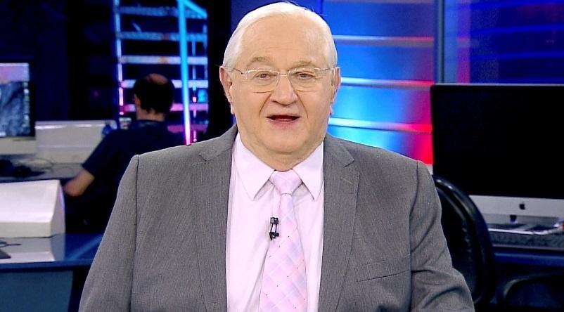 Boris Casoy foi demitido da RedeTV! em setembro