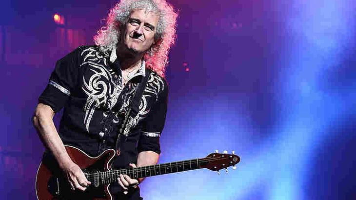 Brian May, do Queen