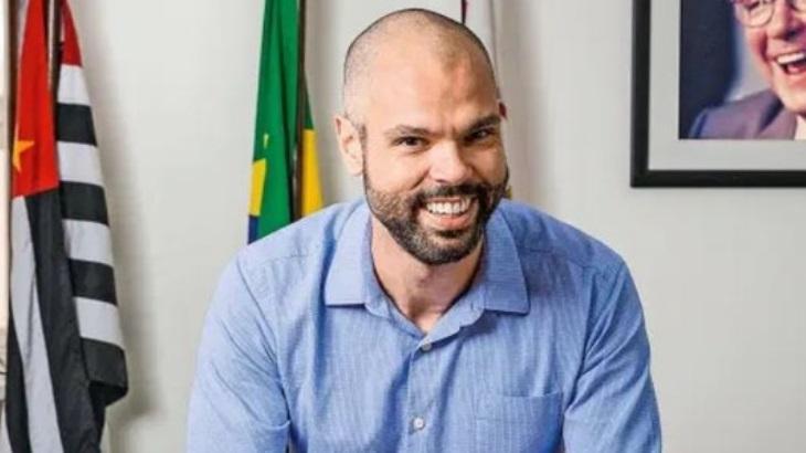 O político Bruno Covas foi prefeito de São Paulo