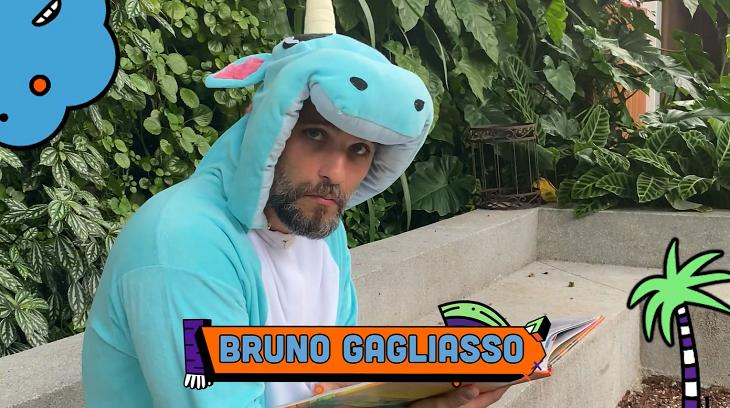 Bruno Gagliasso é confirmado como apresentador do Meus Prêmios Nick