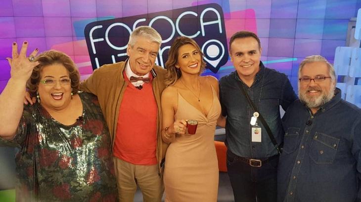 """Caco Rodrigues detona apresentadores do Fofocalizando: \""""Fui completamente hostilizado\"""""""