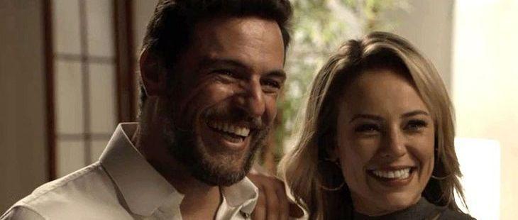 A Força do Querer: Jeiza anuncia noivado com Caio e Zeca reage