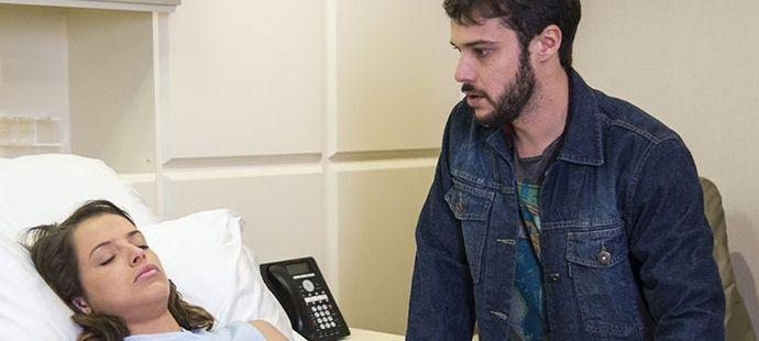 Haja Coração: Camila sofre atentado, entra em coma e acorda má novamente