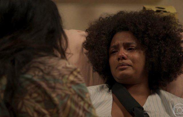 """Jéssica Ellen recorda cena emocionante de Camila em Amor de Mãe: \""""Grito coletivo\"""""""