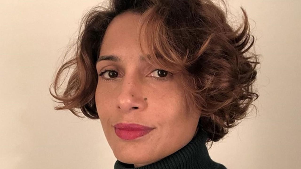Camila Pitanga posada