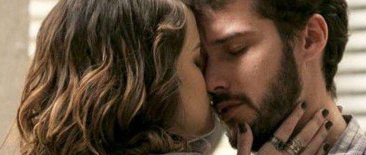 Haja Coração: Camila e Giovanni transam pela primeira vez