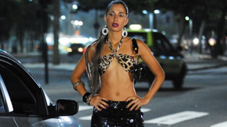 Camila Pitanga como Bebel em cena da novela Paraíso Tropical, que será reprisada no canal Viva